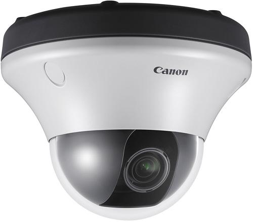 Canon VB-C500VD (Image courtesy Canon)