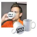Surprise Mugs, For Subtle Office Pranks