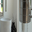 Signorini's Ceiling Mounted Bathroom Faucet