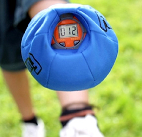 Football Keepy Uppy Counter (Image courtesy The Random Shop)