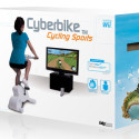 Wii Cyberbike, Because The Wii Needs More Exercise Equipment