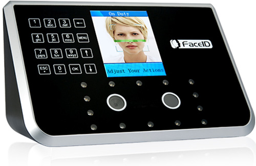 CVJB-G107 Facial Recognition Time Attendance System and Access Door Lock (Image courtesy Chinavasion)