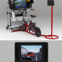 Honda Bike Simulator Designed For Safety Training, Not For The Extremely Lazy