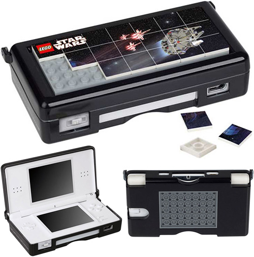 LEGO Star Wars Armor Case for Nintendo DS Lite (Images courtest StarWarsShop.com)