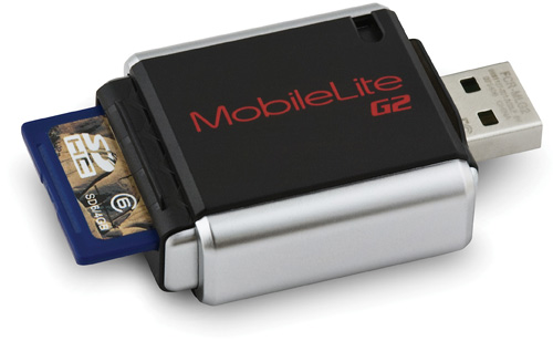 Kingston Digital MobileLite Generation Two (Image courtesy Kingston)