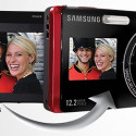 Samsung DualView TL220 Camera For Self-Portrait Fans