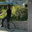 Crazy Bike Rack Lets Your Take Your Surfboard To The Beach In Style