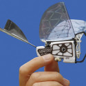 World's Smallest Da Vinci Ornithopter