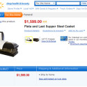 Yep, Walmart Now Sells Caskets Online