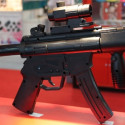 Wii Full-Scale Heckler & Koch MP5 Machine Gun Controller