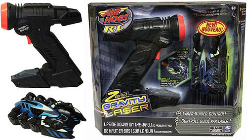"Air Hogs Zero Gravity Laser (Images courtesy Toys""R""Us)"
