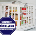 Fridge Locker Keeps Your Food Safe