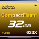 A-DATA Releases The Industry's Fastest CF Card At 633X