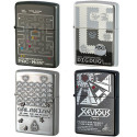 Namco Classic Game Zippo Lighters