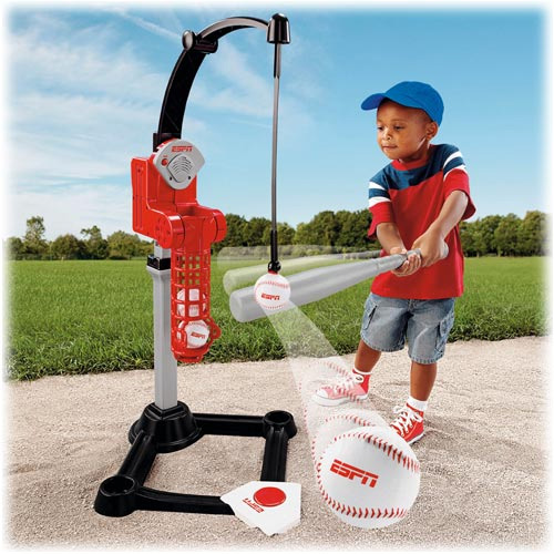 ESPN Better Batter Baseball (Image courtesy Fisher-Price)