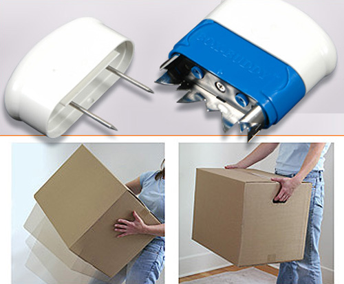 Box-Buddy Box Handle Cutter (Images courtesy Box-Buddy)