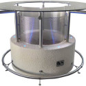 Cal Flame G5000 Cocktail Table With Built-In Garbage Incinerator