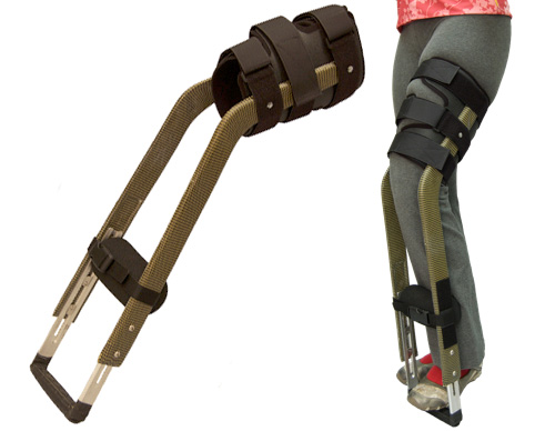 Freedom Leg (Images courtesy Forward Mobility)