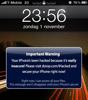 hacked-iPhone
