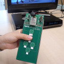 Self-Powered Battery-Less Remote