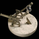 Sundial Cannon Could Be Most Effective Alarm Clock In History
