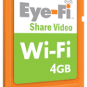 OhGizmo! Review: The Eye-Fi 4GB SD Card