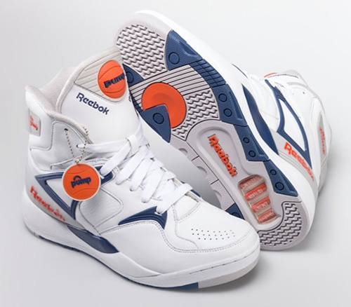 reebok air pump sneakers nike