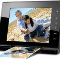 JOBO ScanViewer Digital Photo Frame With Built-in Scanner