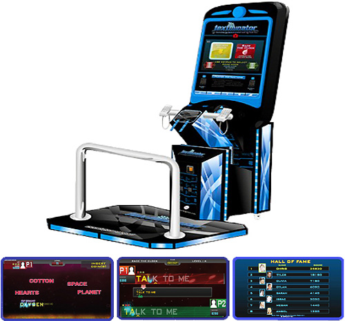 Textminator (Images courtesy LAI Games)