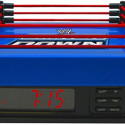 WWE Smackdown Alarm Clock – Can You Guess How You Trigger The Snooze Button?
