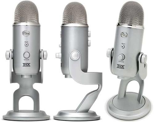 Yeti (Images courtesy Blue Microphones)