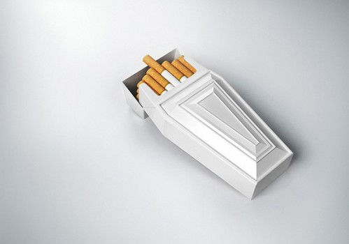 Coffin-Shaped-Cigarette-Packaging