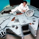 Millennium Falcon Bed Might Not Land You A Princess Leia Of Your Own