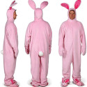 Aunt Clara's Original Pink Bunny Pajamas