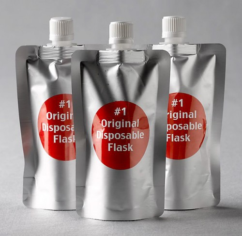 disposable-flask