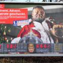 German Artists Make Billboards A Little Doomier