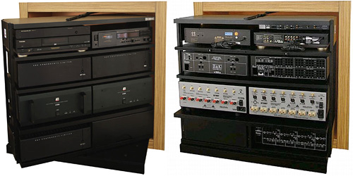 Fatrak Audio Video Rack (Images courtesy Avrak)