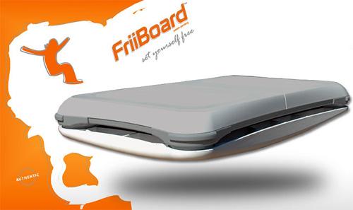 FriiBoard (Image courtesy Swiit Game Gear)