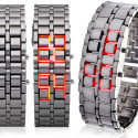 Iron Samurai LED Watch Now A Reality
