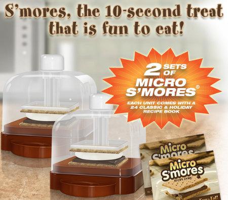 micro-smores