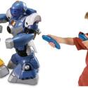 Motion Mimicking Robotic Pugilists Are Rock 'Em Sock 'Em Robots' Great Great Grandkids