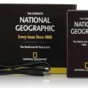 Get 120 Years Worth Of National Geographic On Your Own External Drive