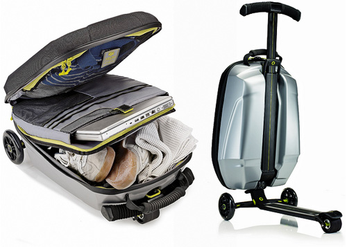 Samsonite Trolley Luggage (Images courtesy STYL.in Rooms)