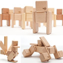 Tegu Improves Wooden Building Blocks With Magnets