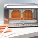 Transparent Toaster Ensures Perfect Toastage