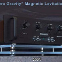MOON AUDIO's Zero Gravity Magnetic Levitation Audio Shelf