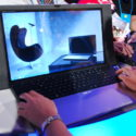 [CES 2010] Asus NX90 Laptop Has Two Touchpads, Still Missing One