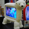 [CES 2010] Hannspree Polar Bear TV