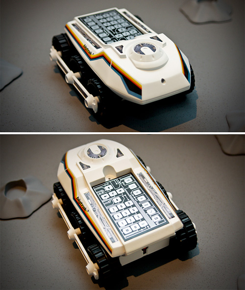 Big Trak (Images courtesy Pocket-lint)