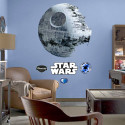 4-Foot Death Star Wall Graphic – If You Have To Ask Why, Then It's Not For You